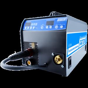 Digital Semiautomatic Welder Inverter MIG/MAG MMA/TIG DC PATON PSI 250 230V STANDARD