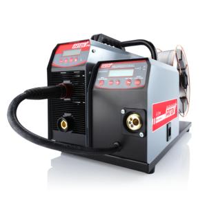 Digital Semiautomatic Welder Inverter MIG MAG MMA TIG PULSE DC PATON PSI 270 15-2 400V PRO